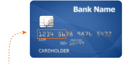 BIN CHECKER - Define the Bank by the Credit/Debit Card Number