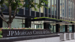 J.P. Morgan was named the number one e-commerce acquirer