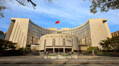 The first bank to offer RMB foreign exchange derivatives