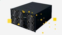 Bitfury launched its new Bitcoin Miner