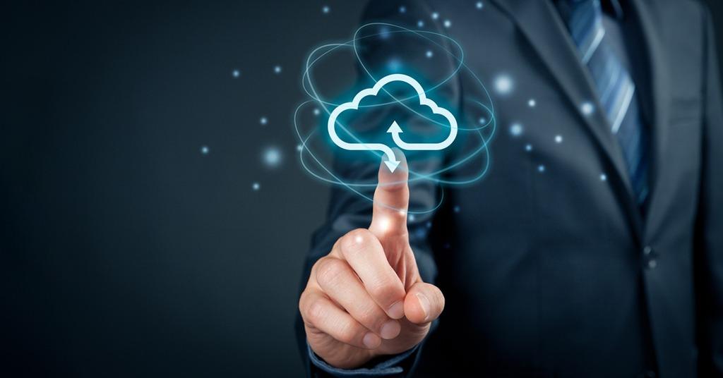 Cloud applications market