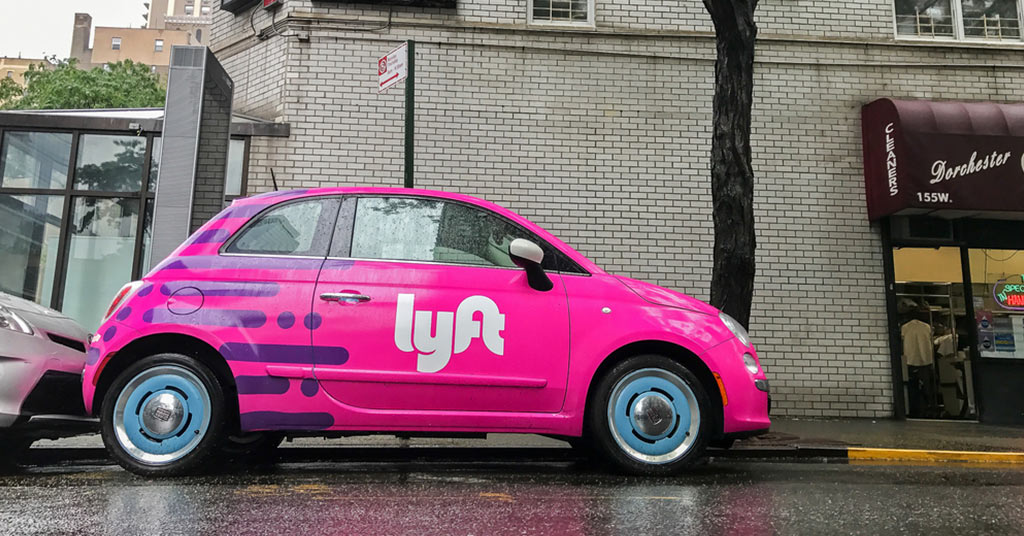 Lyft and Chase