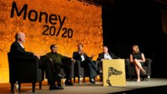 What do speakers at Money20/20 think about the future