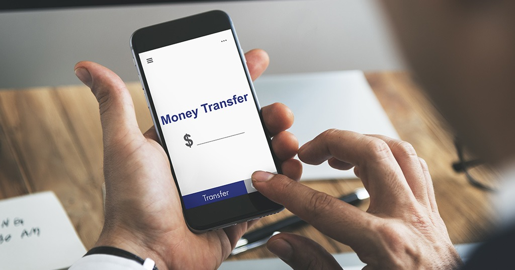 Digital money transfer