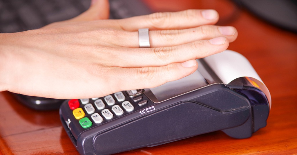 smart rings with NFC