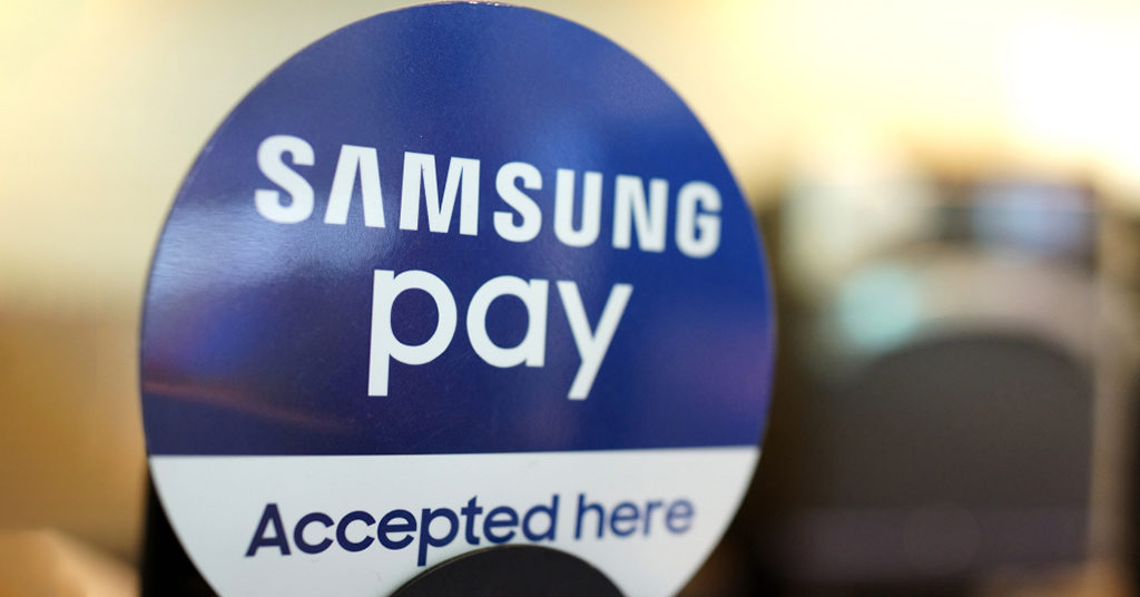 Samsung Pay features