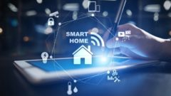 Almost 40% of American homes use smart home technology