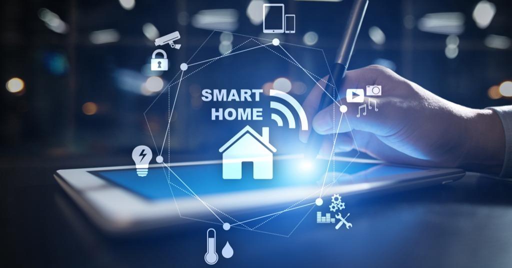 خانه هوشمند و قفل هوشمند