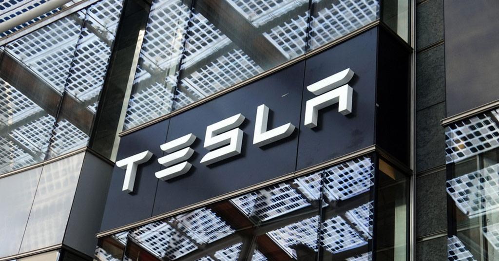 Tesla stock price has fallen