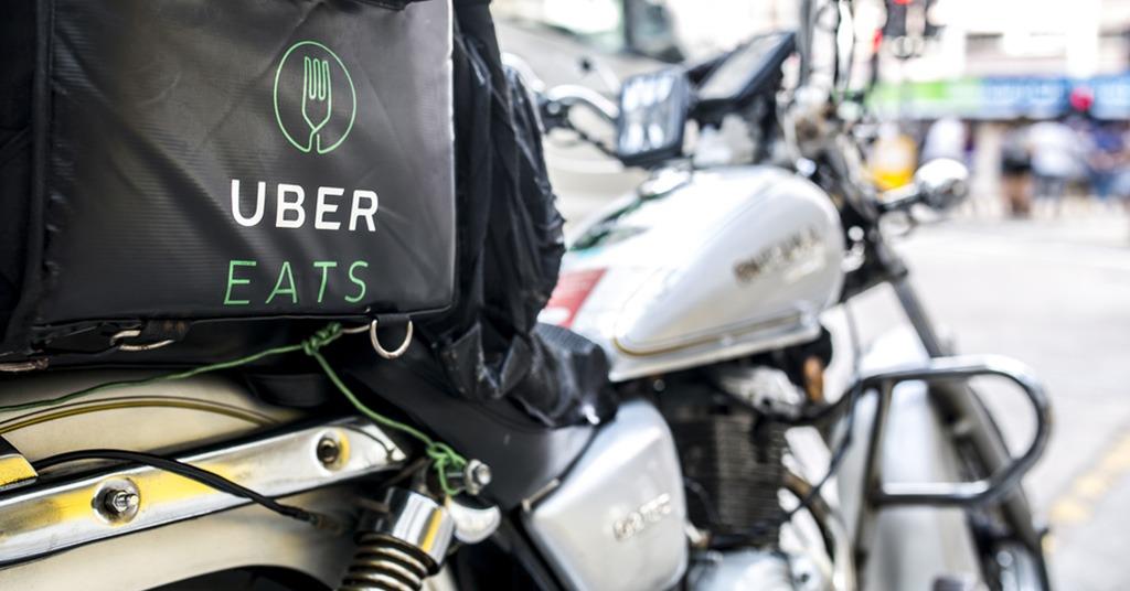 Uber Eats group orders