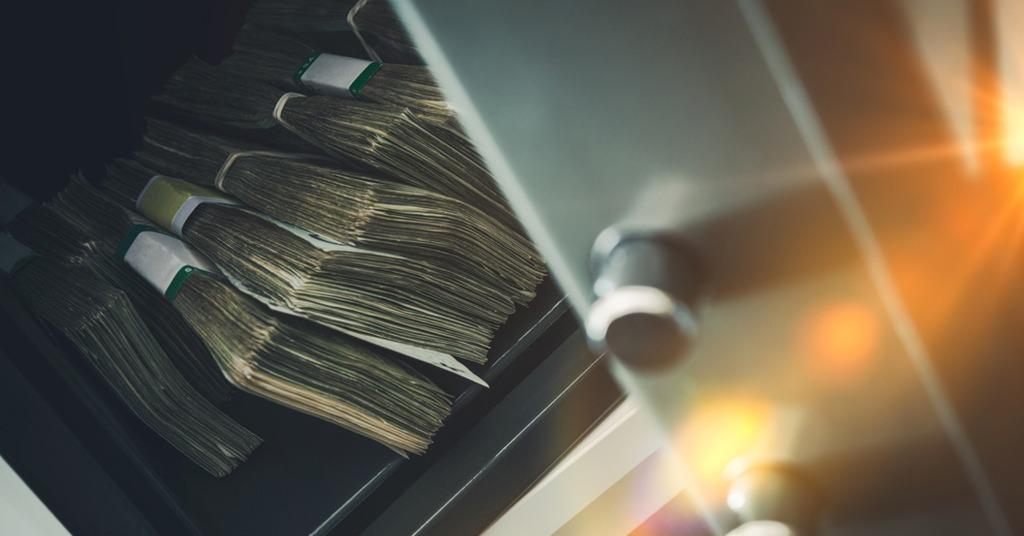 anti-money laundering initiative