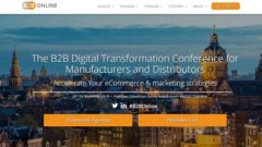 B2B Online Europe: core themes announced