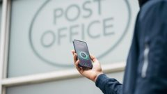 The first partnership of Post Office and mobile-only bank announced