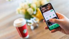Starbucks expands its delivery service in partnership with Uber Eats