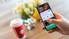 Starbucks launched its new virtual store