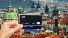Cashless journey: a weekend in Prague with a banking card