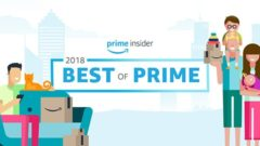 Amazon Prime shared the infographic on members' preferences in 2018
