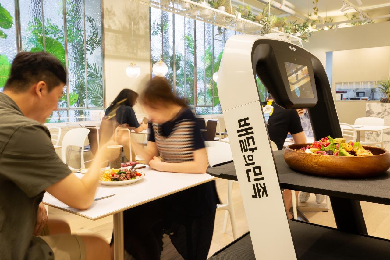 automated restaurants