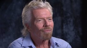 Virgin Group founder Richard Branson and his secrets for success
