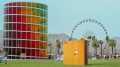 Amazon Lockers will be available at Coachella this year