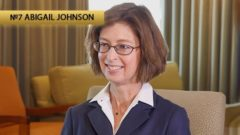 The world's 8 richest women: Abigail Johnson