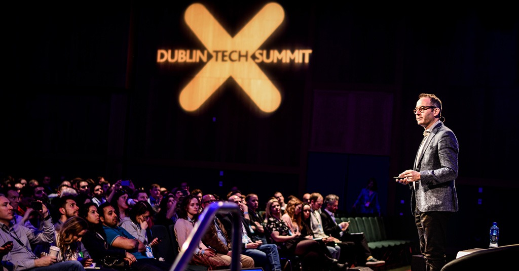 Image result for Dublin tech summit 2019