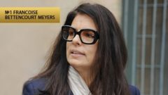 The world's 8 richest women: Francoise Bettencourt Meyers