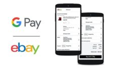 eBay now supports Google Pay