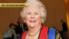 The world's 8 richest women: Jacqueline Mars