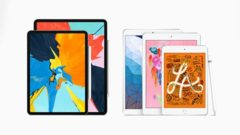 Apple presented two new iPads