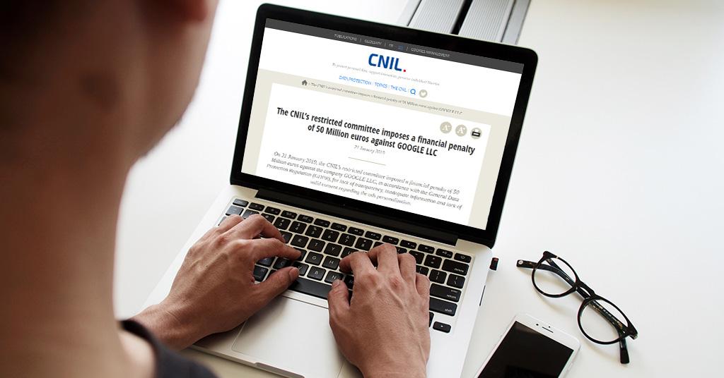 CNIL and Google