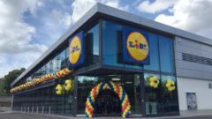 Lidl extends grocery delivery for one market