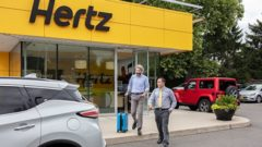 Hertz launches new vehicle-subscription service