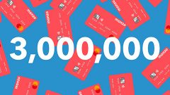 UK digital bank reached 3M customers milestone