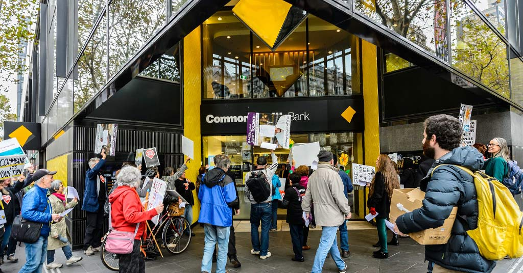 Commonwealth Bank outage