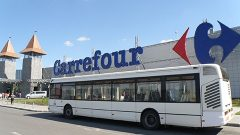 Carrefour acquires 224 stores in Asia