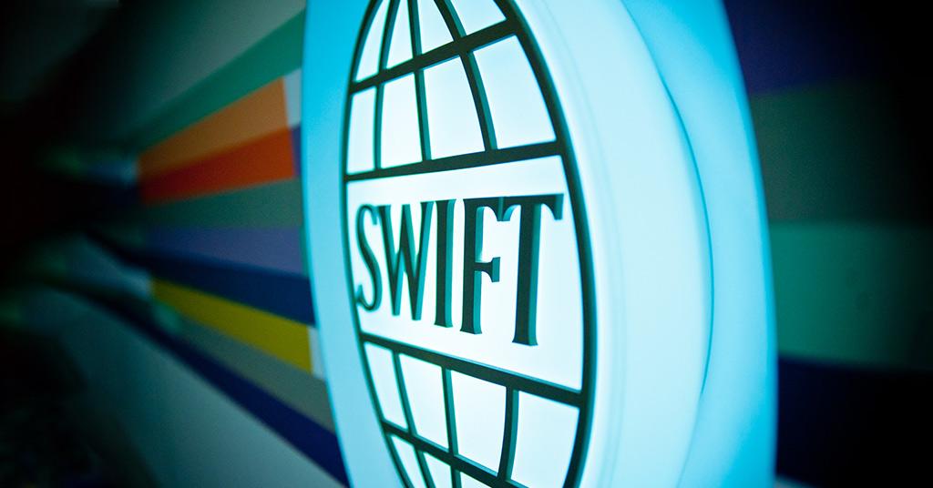 SWIFT transfers
