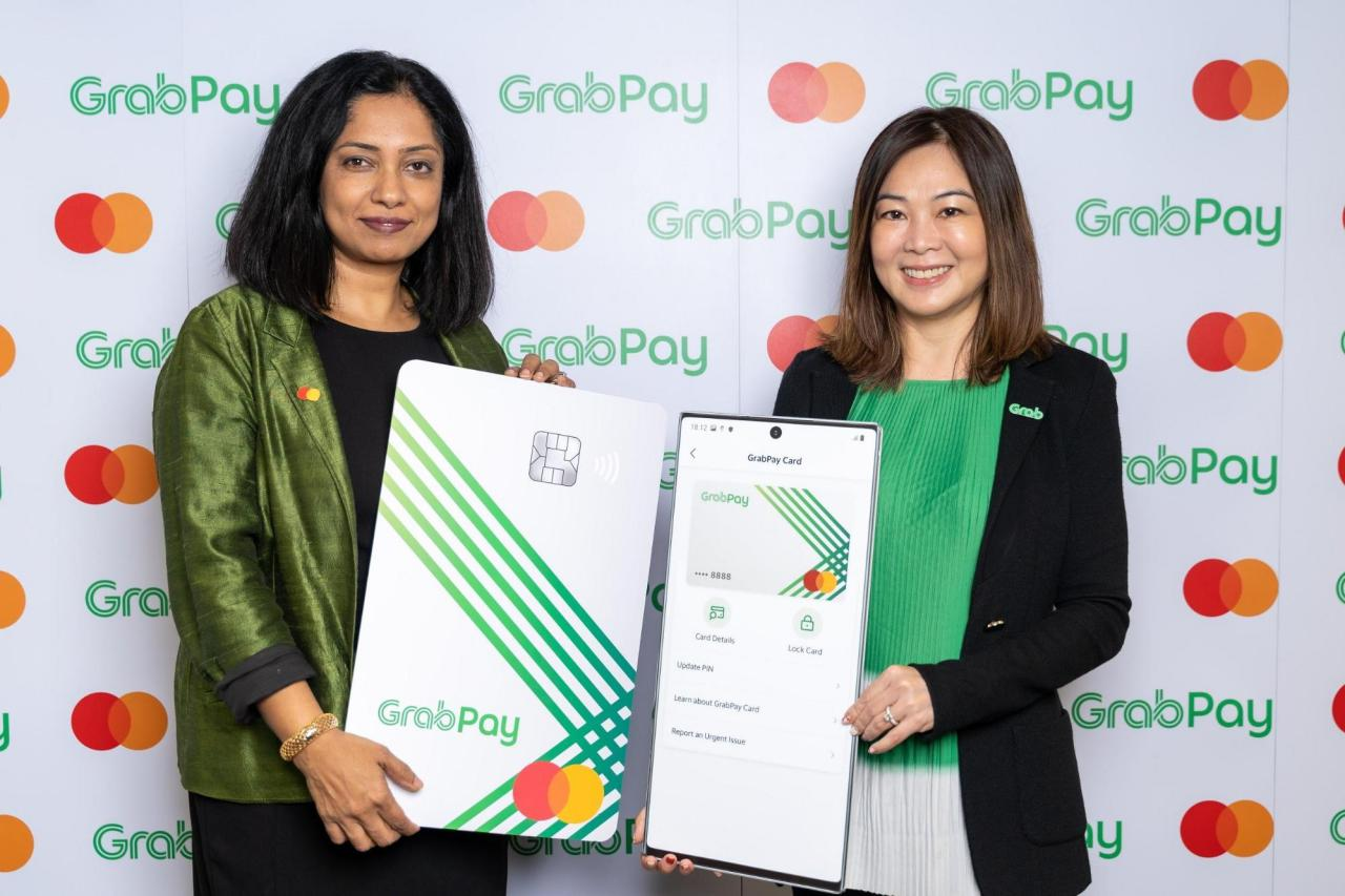 The GrabPay Card