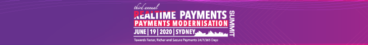 REALTIME PAYMENTS SUMMIT 2020 SYDNEY