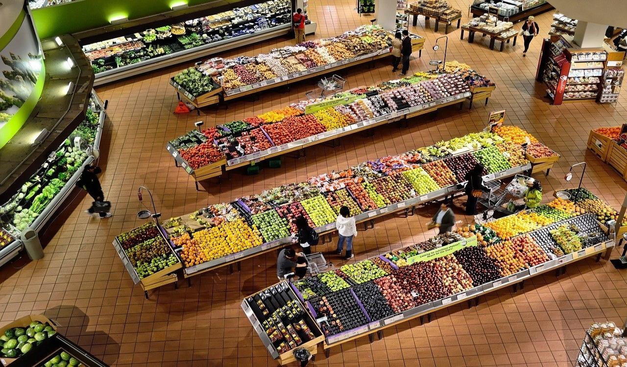 Czech online supermarket