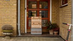 Danish retailer allows product deliveries if shoppers absent from home