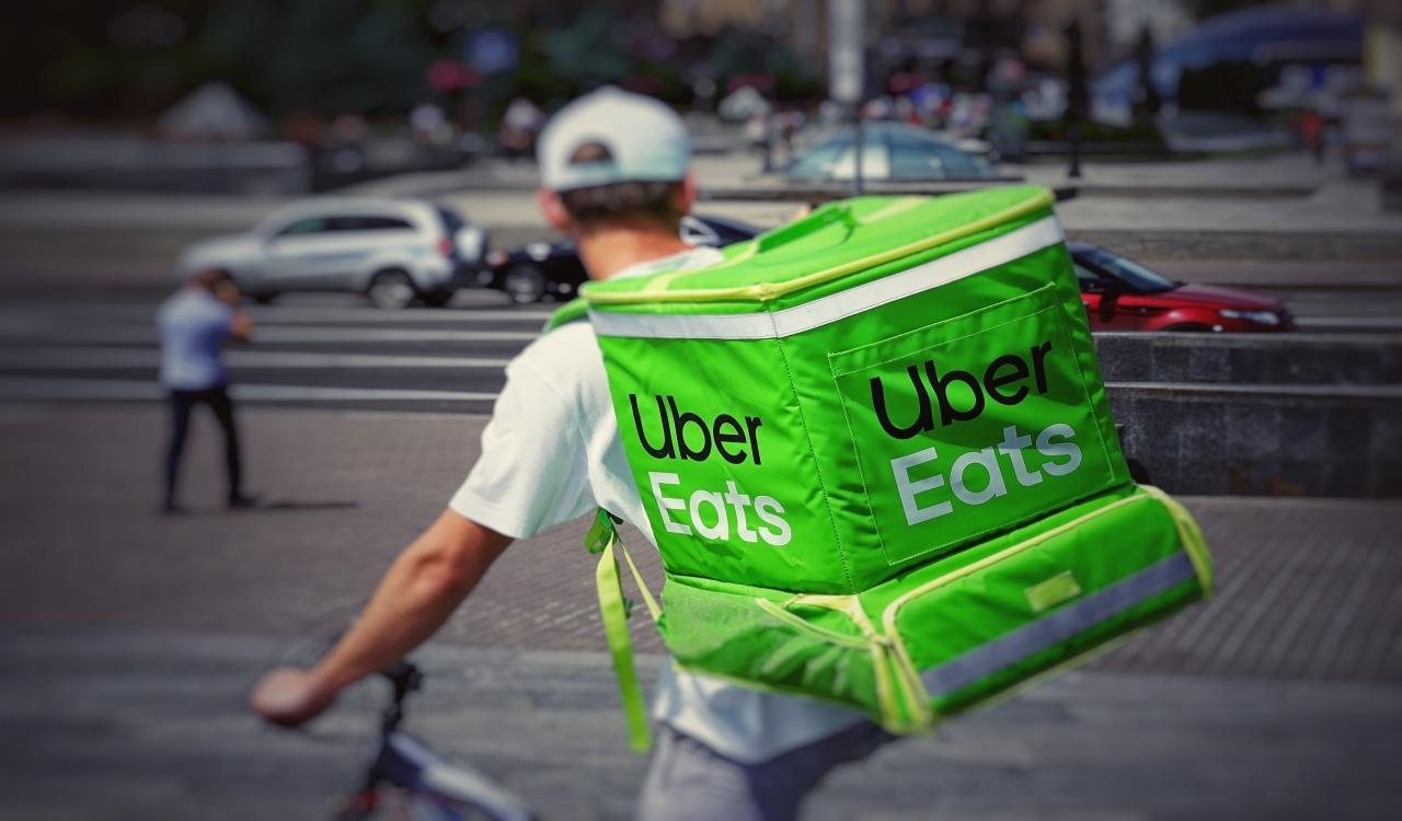 Asda Uber Eats