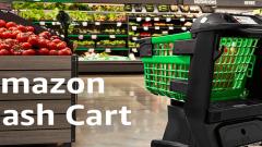 Amazon unveils smart shopping cart