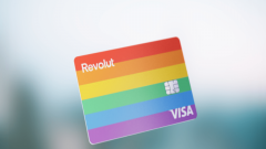 Revolut rolls out rainbow card