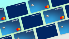 Amex bank accounts are now visible in Monzo
