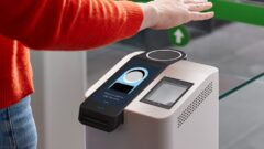 Amazon introduced palm payment technology
