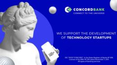CONCORDBANK supported startups and awarded grant for US trip