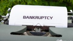 Industries with the most bankruptcy filings in 2020 revealed