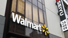 Walmart to sell 85% of its Japanese subsidiary
