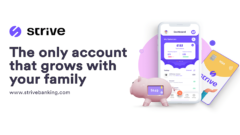 Challenger bank for families launched in the UK